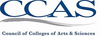Council of Colleges of Arts and Sciences - CCAS Logo.
