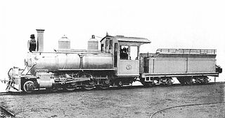 South African Class NG8 4-6-0 class of 9 South African narrow-gauge 4-6-0 locomotives