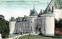 CP Dammarie-en-Puisaye château.jpg
