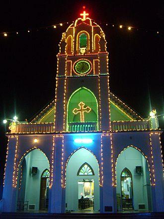 Agastheeswaram - CSI District Church Kottaram