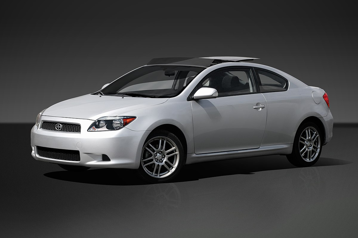 Worksheet. Scion tC  Wikipedia