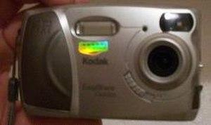 Kodak EasyShare CX4200 - Kodak EasyShare CX4200
