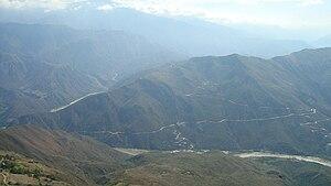 Cañón delChicamocha Bucaramanga Colombia