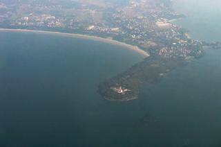 Raj Bhavan, Panjim official residence of the Governor of Goa