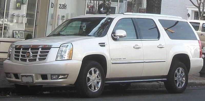 File:Cadillac Escalade ESV.jpg