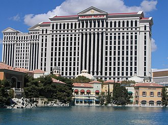 Apollo Global Management - Caesars Palace, acquired as part of Apollo's LBO of Harrah's Entertainment