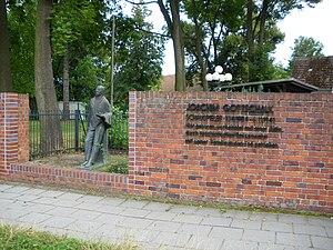 Calau - Memorial for Joachim Gottschalk