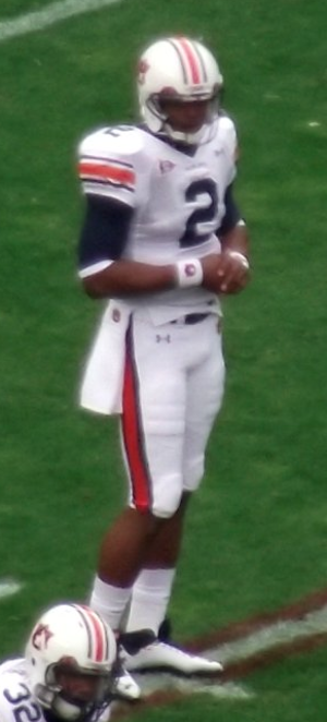 Auburn Tigers football statistical leaders - Cam Newton set the single-season school passing touchdowns record in 2010, his only season with the Tigers.