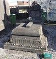Cambrai - Cimetière de la Porte Notre-Dame, sépulture remarquable n° 51, famille Vallez-Richard, tombe remarquable (01).JPG