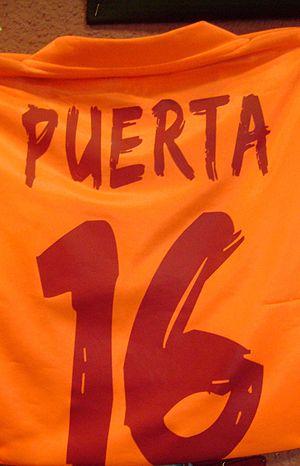 Antonio Puerta - Sevilla retired Puerta's number 16 jersey after his death