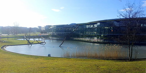 Regensburg University of Applied Sciences, campus Campus OTH Regensburg.jpg