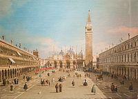 Canaletto - Piazza di San Marco, em Veneza.jpg