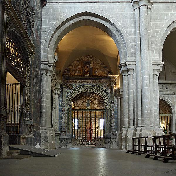 File:Capilla de San Pablo. Catedral de Zamora.jpg