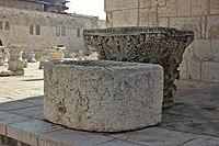 Capitals, Temple Mount, Jerusalem, Palestine.jpg