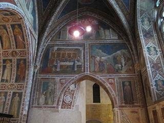 chapelle dédiée à Marie-Madeleine