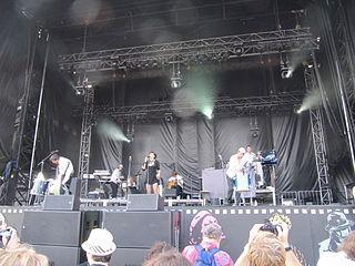 Caravan Palace French electro swing band based at Paris