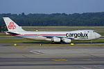 Cargolux, LX-RCV, Boeing 747-4R7 F (19505241338).jpg