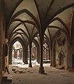 Carl Georg Adolph Hasenpflug - Die Ruine des Klosters Walkenried im Winter.jpg