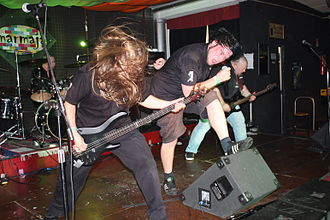Carnal Forge - Carnal Forge in 2009.