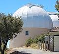 Carnegie telescope dome, Aug 2019.jpg