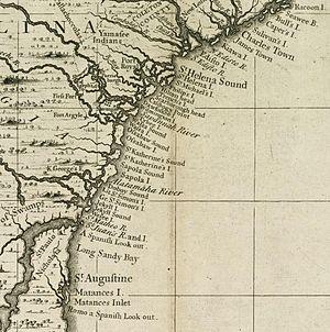 Siege Of St Augustine 1702  Wikipedia