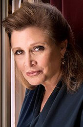 All clear, Carrie fisher showing tits