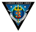 Carrier Strike Group Three Crest.png