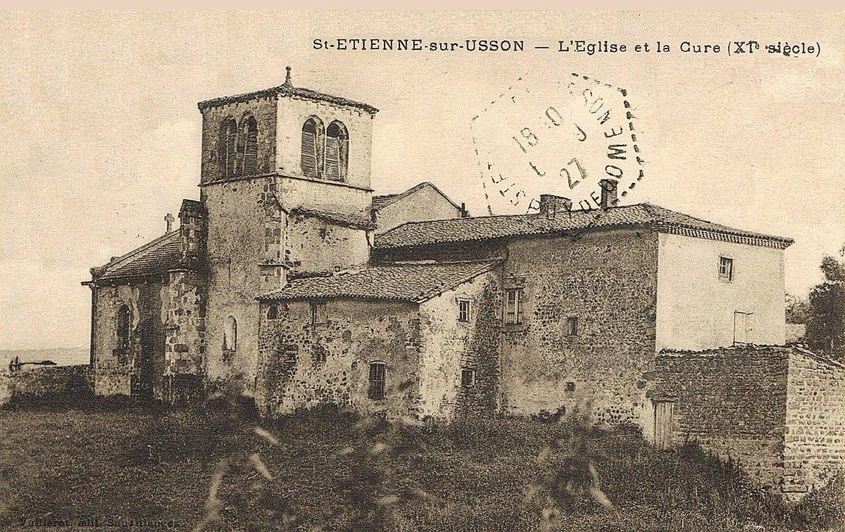 Saint-Étienne-sur-Usson — Wikipédia