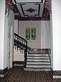 Casa quinta de Idiarte Borda. Detalle escalera..JPG