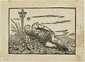 Caspar David Friedrich - Knabe auf einem Grab schlafend.jpg