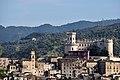 Castello di Corigliano Calabro e torre dell'orologio.jpg