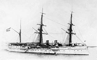 Spanish cruiser <i>Castilla</i>