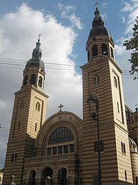 Holy Trinity Cathedral, Sibiu