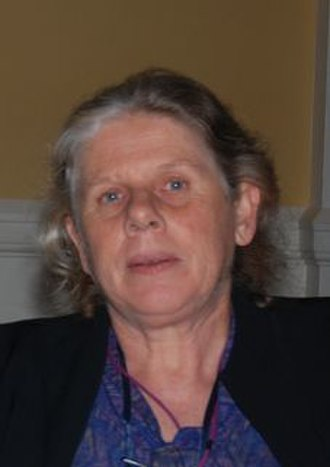Cath Wallace - Cath Wallace in 2007