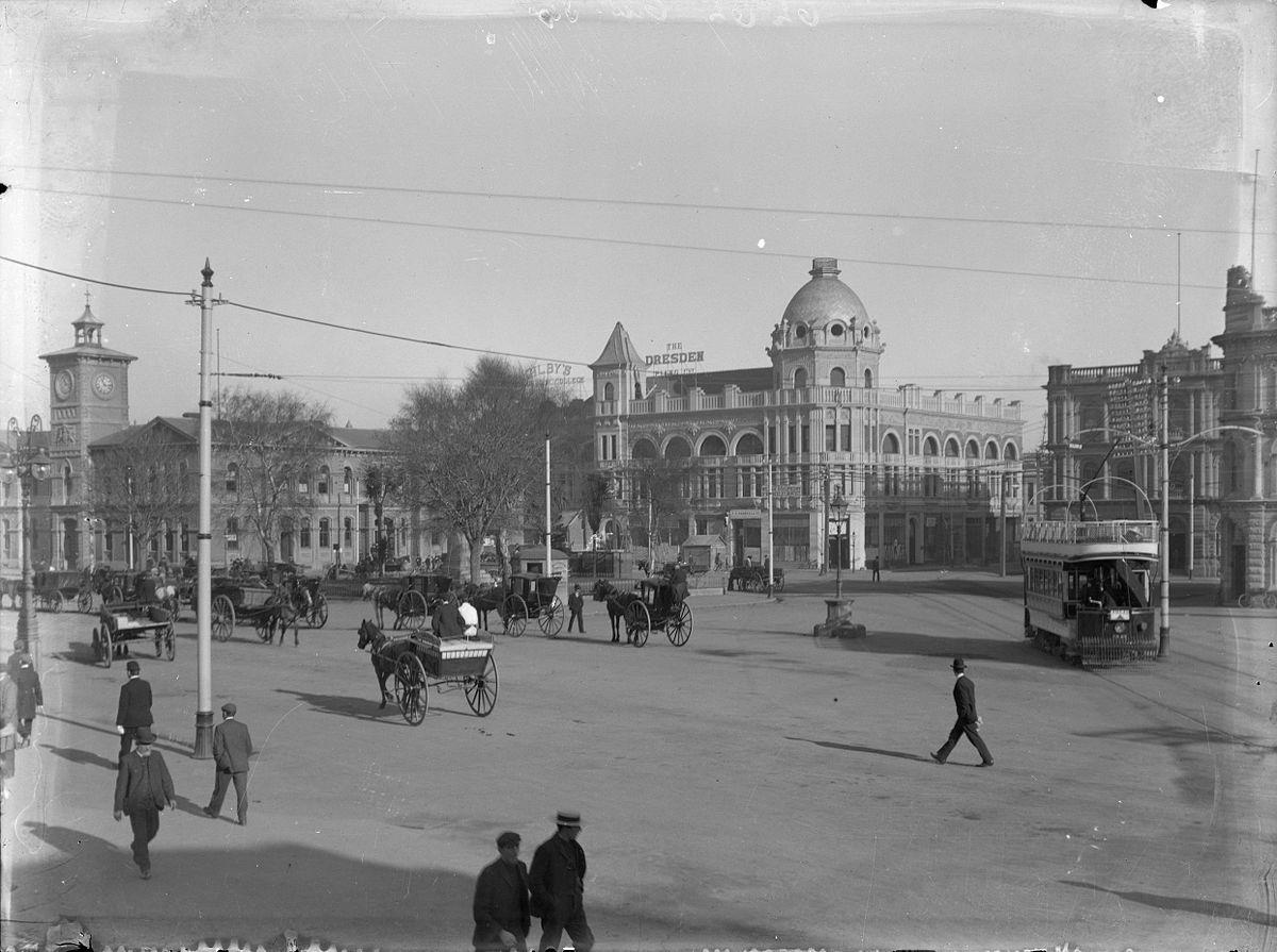 Christchurch Wikipedia: Christchurch Transport Board