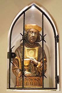 Florinus of Remüs Swiss saint