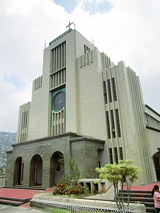 Episcopal Church in the Philippines - The Cathedral of the Resurrection in Baguio.