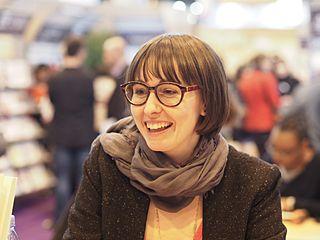 Catherine Leroux Canadian writer