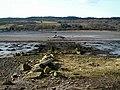 Causeway across Loch Gilp - geograph.org.uk - 348196.jpg