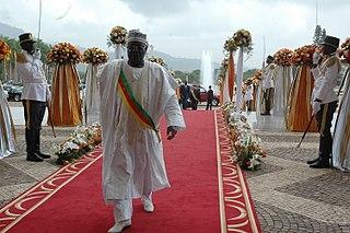 Cavayé Yéguié Djibril Cameroonian politician