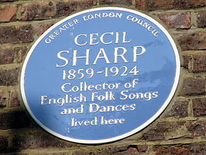 Wake the Union - Knightley took part in the Cecil Sharp Project in early 2012 to celebrate Cecil Sharp.