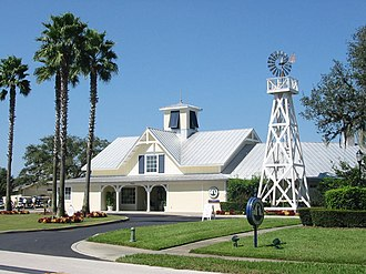 Cooper Robertson - Golf Clubhouse at Celebration, Florida