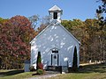 Central United Methodist Church Loom WV 2008 11 01 06.JPG