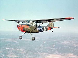 Cessna O-1A Bird Dog US Army in flight.jpg
