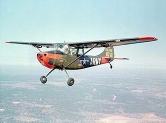 Cessna O-1 Bird Dog - An O-1A Bird Dog