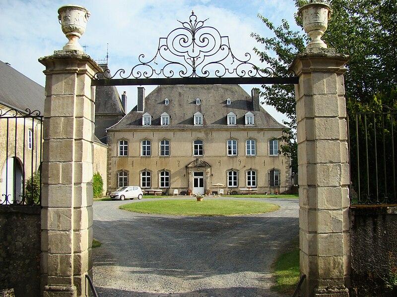 Le château de Guirsch