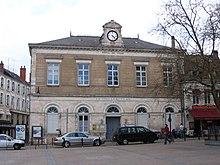 Le conservatoire de musique de Châteauroux.