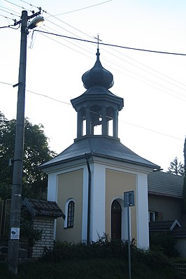 Chapel in Bohdalec, Žďár nad Sázavou District.jpg