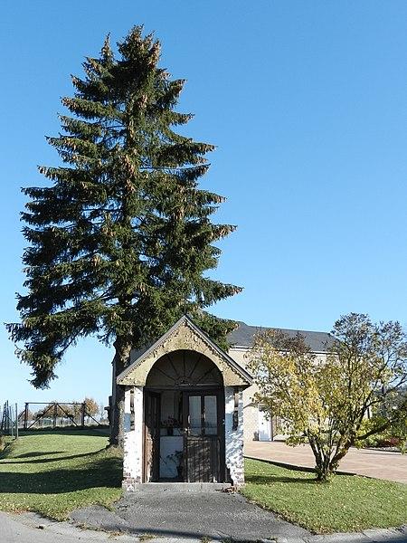 Chapelle St. Quirin (Oster, Odeigne)