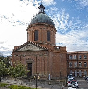 Hôpital de La Grave - Chapel of hôpital Saint-Joseph de la Grave